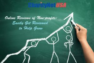 CharityNet USA Online Reviews