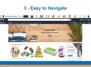 CharityNet usa- Easy To Navigate