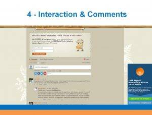 Charitynet USA interactions and comments