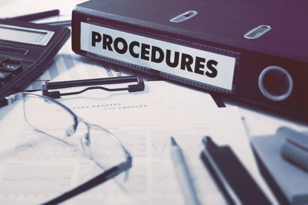 procedure to nonprofits