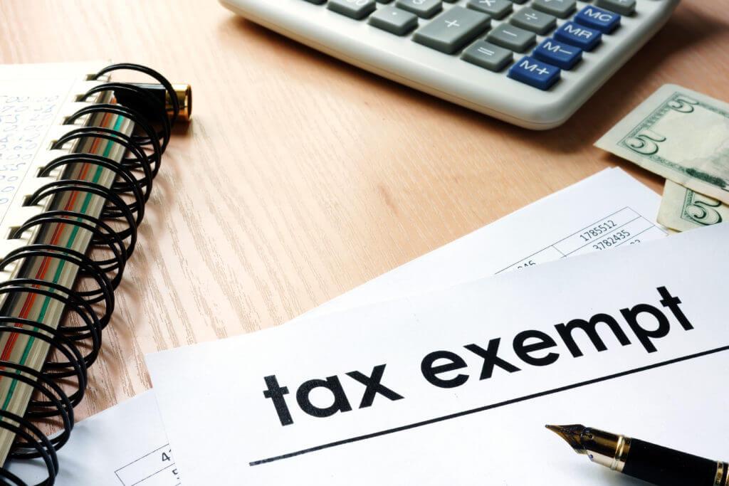 Tax exempt